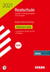 Realschule 2021 - Mathematik - Baden-Württemberg
