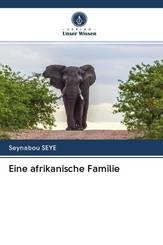 Eine afrikanische Familie