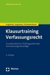 Klausurtraining Verfassungsrecht; Sonderheft