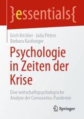 Psychologie in Zeiten der Krise