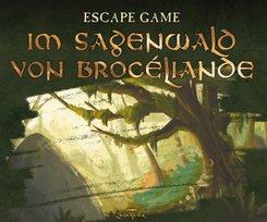 Escape Game - Im Sagenwald von Brocéliande