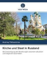 Kirche und Staat in Russland