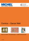 MICHEL Motiv Comics - Ganze Welt
