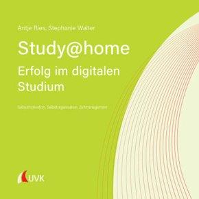 Study @ home - Erfolg im digitalen Studium