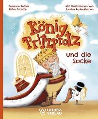 König Pritzprotz und die Socke