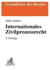 Internationales Zivilprozessrecht
