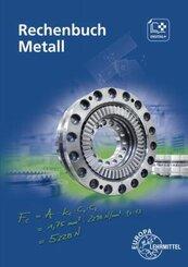 Rechenbuch Metall, m. 1 Buch, m. 1 Online-Zugang