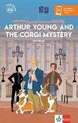 Arthur Young and the Corgi Mystery