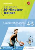 Fit fürs Gymnasium - 10-Minuten-Trainer Grundrechenarten