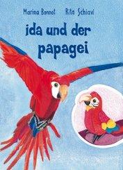 Ida und der Papagei
