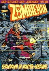 Zombieman - Bd.4