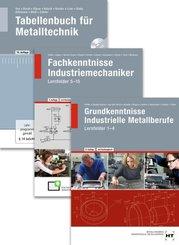 Paketangebot Der Industriemechaniker, m. 1 Buch, m. 1 Buch, m. 1 Buch
