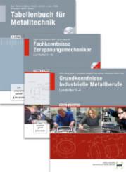 Paketangebot Der Zerspanungsmechaniker, m. 1 Buch, m. 1 Buch, m. 1 Buch