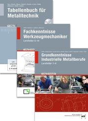 Paketangebot Werkzeugmechaniker, m. 1 Buch, m. 1 Buch, m. 1 Buch