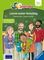 Leons erster Schultag