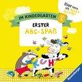 Im Kindergarten: Erster Abc-Spaß
