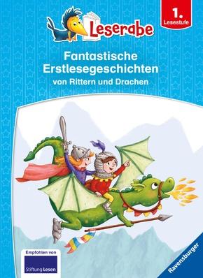 Fantastische Erstlesegeschichten von Rittern und Drachen