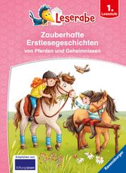 Zauberhafte Erstlesegeschichten von Pferden und Geheimnissen