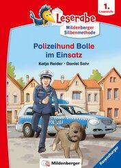 Polizeihund Bolle im Einsatz, Schulausgabe