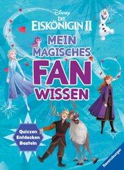 Disney Die Eiskönigin II: Mein magisches Fanwissen