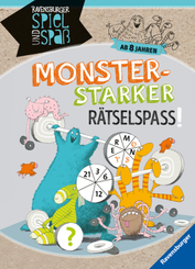 Monsterstarker Rätsel-Spaß