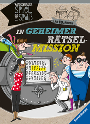 In geheimer Rätsel-Mission