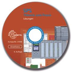 Lösungs-CD zu 30009, CD-ROM