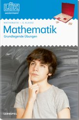 LÜK - 5. Klasse - Mathematik: Grundlegende Übungen