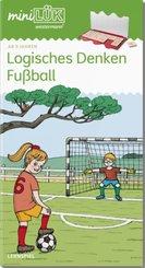 miniLÜK - Vorschule: Fußball - Logisches Denken