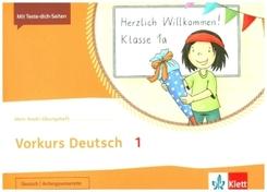Vorkurs Deutsch 1