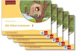 Mein Anoki-Übungsheft - Mit Silben trainieren 2 (5 Exemplare)