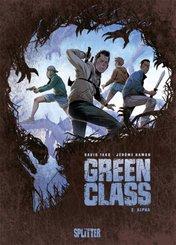 Green Class - Alpha