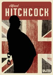 Alfred Hitchcock, Graphic Novel - Bd.1