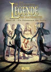 Die Legende der Drachenritter. Die Schwestern der Rache