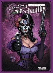 Lady Mechanika Collector's Edition - No.3