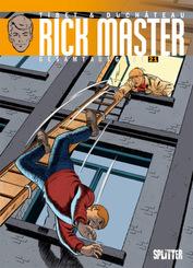Rick Master Gesamtausgabe - Bd.21