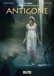 Mythen der Antike: Antigone (Graphic Novel)