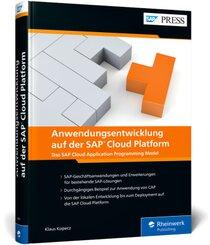 Anwendungsentwicklung auf der SAP Cloud Platform
