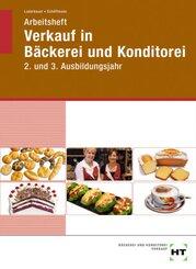 Arbeitsheft Verkauf in Bäckerei und Konditorei