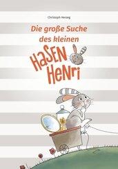 Die große Suche des kleinen Hasen Henri