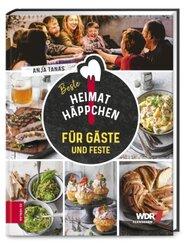 Heimathäppchen - Für Gäste und Feste