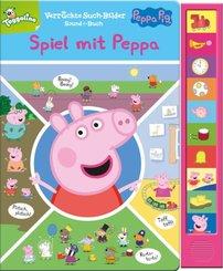 Peppa Pig: Spiel mit Peppa!, m. Soundeffekten