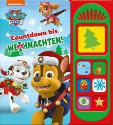PAW Patrol: Countdown bis Weihnachten!, m Soundeffekten