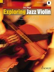 Exploring Jazz Violin