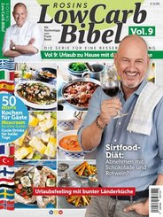 Rosins Low Carb Bibel Vol. 9