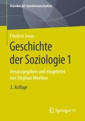 Geschichte der Soziologie 1