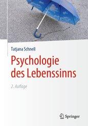 Psychologie des Lebenssinns