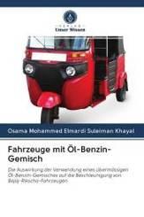 Fahrzeuge mit Öl-Benzin-Gemisch