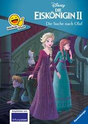 Erstleser - leichter lesen: Disney Die Eiskönigin 2: Die Suche nach Olaf