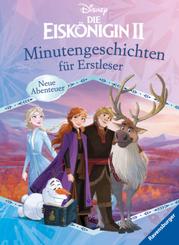 Disney Die Eiskönigin 2: Minutengeschichten für Erstleser
